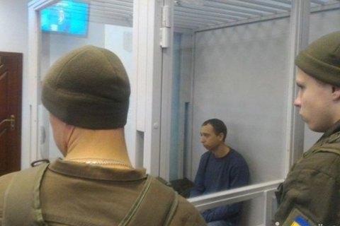 """Снайпера """"Омеги"""", підозрюваного у вбивстві на Майдані, залишили під вартою"""