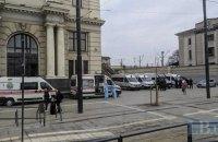 Общественный транспорт во Львове перевели на работу в режиме спецперевозок