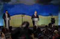 Порошенко не считает Шокина ответственным за провалы в борьбе с коррупцией
