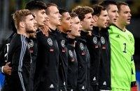 Збірна Німеччини першою завоювала путівку на ЧС-2022