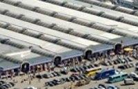 В Москве начался снос Черкизовского рынка