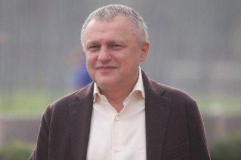 Суркис принял решение по Михайличенко, - СМИ