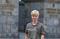 Вперше в Збройних силах України звання бригадного генерала отримала жінка