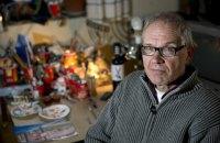 Шведський художник, якого двічі намагалися вбити за карикатури на Магомета, загинув у ДТП