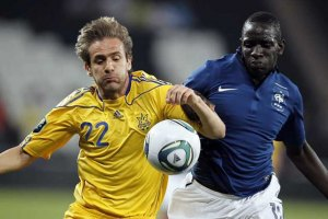 Сборная Украины теряет полузащитника перед матчем с Уругваем