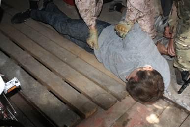 Три одесити затримані за підозрою в підготовці вибухів на вокзалах міста