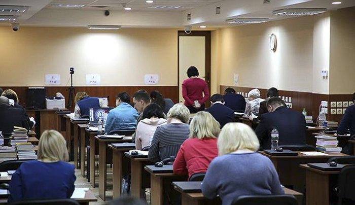 Судді проходять один з етапів кваліфікаційне оцінювання