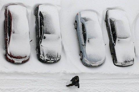 В ближайшие часы в Киеве резко ухудшится погода