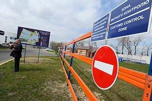 На российской границе вторую неделю простаивают украинские фуры