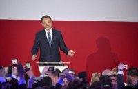 Дуда склав присягу президента Польщі та згадав у промові про Україну (оновлено)