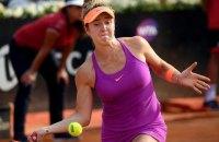 Элина Свитолина вышла в финал турнира Premier 5 в Риме