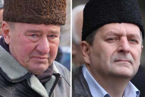 Чийгоз и Умеров планируют вернуться в Крым