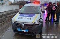 Поліцейський автомобіль насмерть збив чоловіка в Борисполі