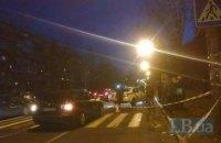 Водитель, сбивший насмерть женщину на переходе в Киеве, оказался сотрудником Госохраны