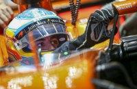 """Чемпіон """"Формули 1"""" Фернандо Алонсо виступить в """"Інді 500"""""""