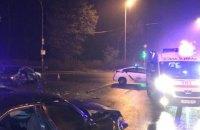 В ДТП на кольцевой дороге Киева травмировались 7 человек