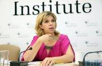 Ольга Богомолец: «Я хочу, чтобы медреформа состоялась»