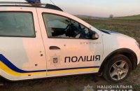 В Одесской области разыскивают вооруженного фермера, стрелявшего в полицейский автомобиль