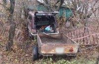На Харьковщине 14-летний парень за сутки угнал три автомобиля и трижды попал в ДТП