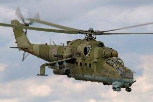 Украина продала два боевых вертолета под видом гражданских (обновлено)