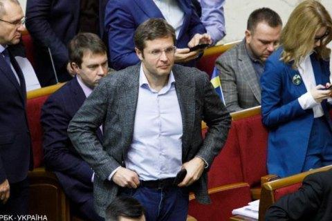 Робота ДФС не приносить реального доходу до держбюджету України, - нардеп Холодов