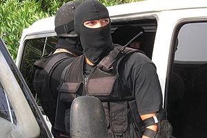 """""""Грифоновец"""" застрелился в зале суда в Днепропетровской области"""
