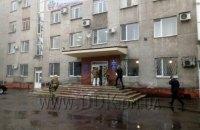 У мерії Покровська Донецької області проводять обшук