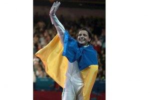 Президент привітав Яну Шемякіну із завоюванням золотої олімпійської медалі