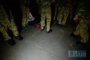 Нацгвардія: штурм військової частини в Луганську відбито без втрат