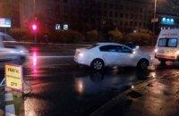 Российский дипломат сбил женщину на пешеходном переходе в Киеве