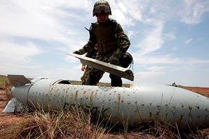 В Сирии применялись кассетные бомбы производства РФ, - правозащитники