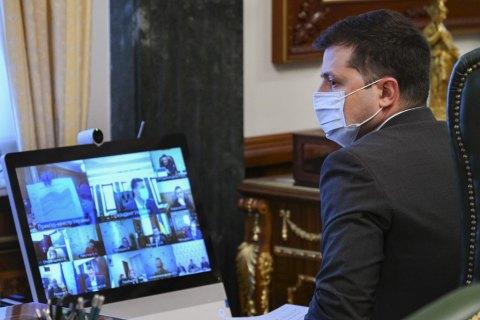 До Дня Незалежності більшість українців мають отримати вакцину проти ковіду, - Зеленський