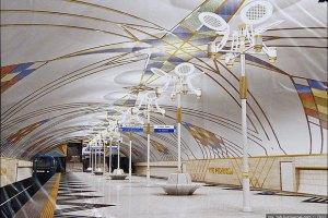"""Станция """"Теремки"""" обошлась в 830 млн грн"""