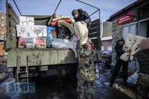 """""""Нова пошта"""" відзвітувала за 8 місяців співпраці з волонтерами"""