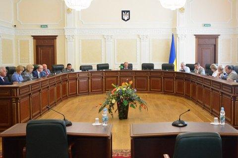 ВСП видит угрозу для судебной системы в законопроекте Зеленского