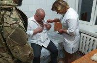 В Хмельницкой области с ножом напали на кандидата в депутаты (обновлено)