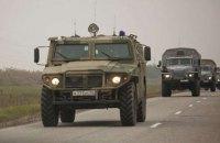 У Полтаві здетонували боєприпаси у військовому КрАЗі (оновлено)