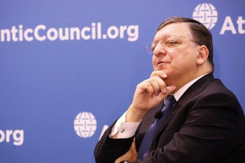 Захід ніколи не визнає анексію Криму, - Баррозу