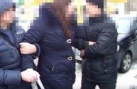 В Черкассах женщина вымогала от инспектора ГФС взятку за отказ от жалобы