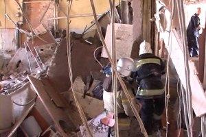 Предварительный ущерб от взрыва в Луганске оценивается в 2,5 млн грн
