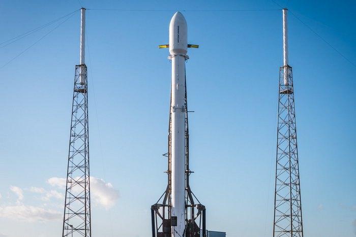 При запуске спутника Zuma ракета Falcon 9 работала штатно— SpaceX