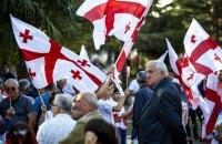 Выборы президента Грузии: борьба дипломатов закончилась ничьей и вторым туром