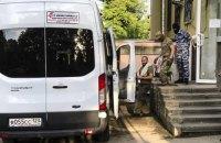 Чотирьох з восьми затриманих сьогодні кримських татар відправили в СІЗО до 5 серпня