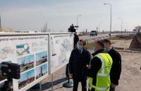 Будівництво Південного обходу Дніпра буде завершене до Дня незалежності, - Кирило Тимошенко