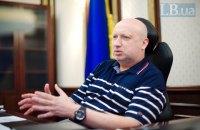 """Турчинов спростував заяву Медведчука про """"уповноваження на перемовини з бойовиками"""""""
