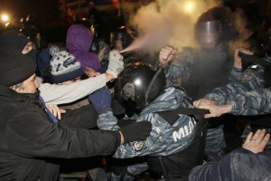 Евродепутаты предостерегают украинские власти от силовых действий на митингах