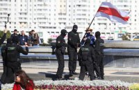 С сентября в Украину выехало около 3 тыс. белорусов