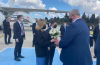 Зеленский встретился с Эрдоганом