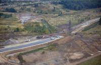 Зеленський перевірив хід будівництва об'їзної дороги Трускавця