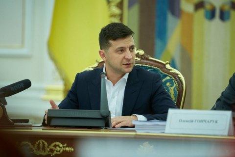 Зеленский анонсировал несколько обменов удерживаемыми лицами